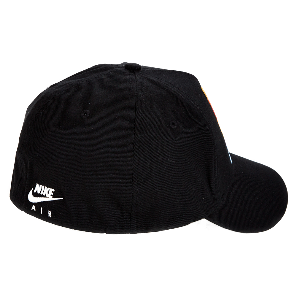 nike air travel cap herren gr l xl schwarz kappe m tze. Black Bedroom Furniture Sets. Home Design Ideas