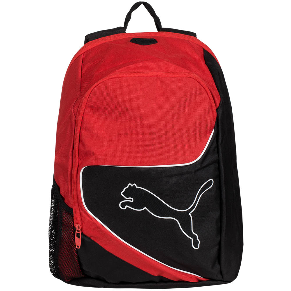 Puma Red Black Backpack- Fenix Toulouse Handball e85f48c754d57
