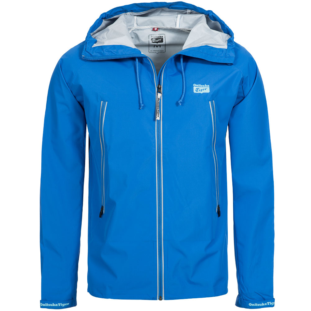 Asics-Onitsuka-Tiger-Herren-Outdoor-Jacke-Sport-Kapuze-Outdoorjacke-Jacket