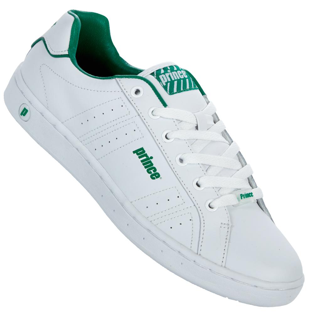 Prince-Classic-Herren-Leder-Schuhe-41-42-43-44-46-47-Sneaker-Lace-Klett-neu