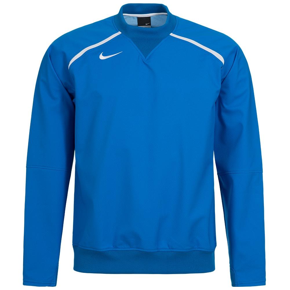 nike training sweatshirt herren sport fitness freizeit sweater langarm pullover ebay. Black Bedroom Furniture Sets. Home Design Ideas