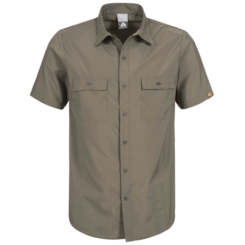 nike herren kurzarm hemd men freizeit shirt herrenhemd s m. Black Bedroom Furniture Sets. Home Design Ideas