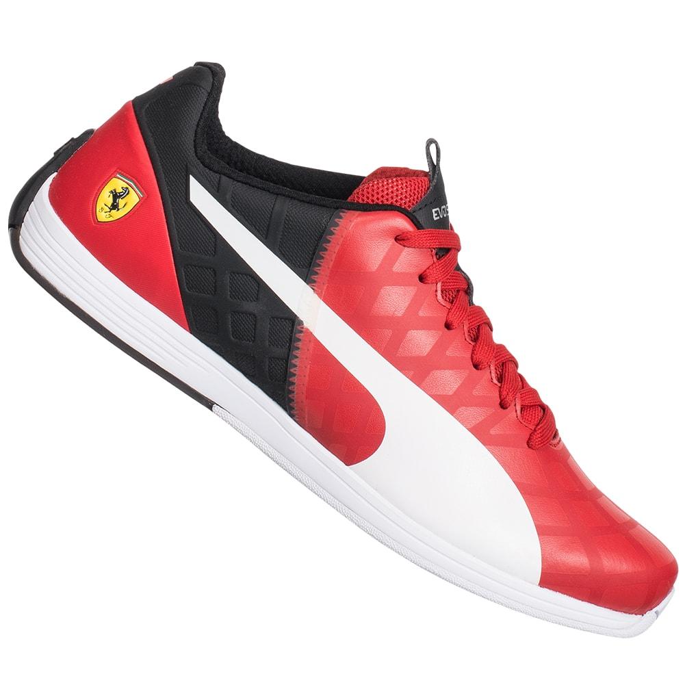 PUMA-Sneaker-Ferrari-Mercedes-Evo-1-4-Speed-Scuderia-AMG-Schuhe-Formel-1-neu