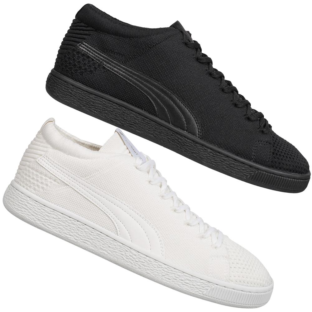 puma basket evoknit 3d herren sneaker schuhe 40 41 42 43 44 45 46 47 363650 neu ebay. Black Bedroom Furniture Sets. Home Design Ideas