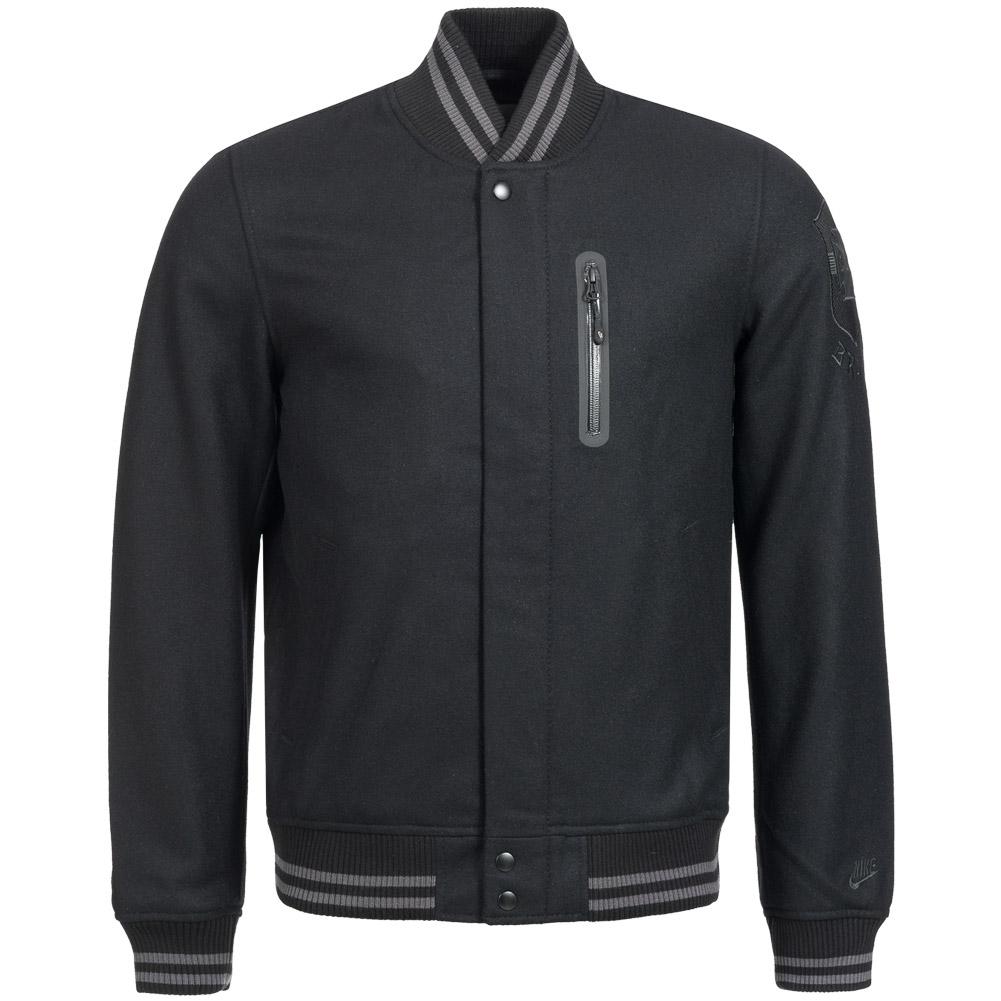 nike herren brasil all wool destroyer bomber jacke jacket 439493 brasilien neu ebay. Black Bedroom Furniture Sets. Home Design Ideas