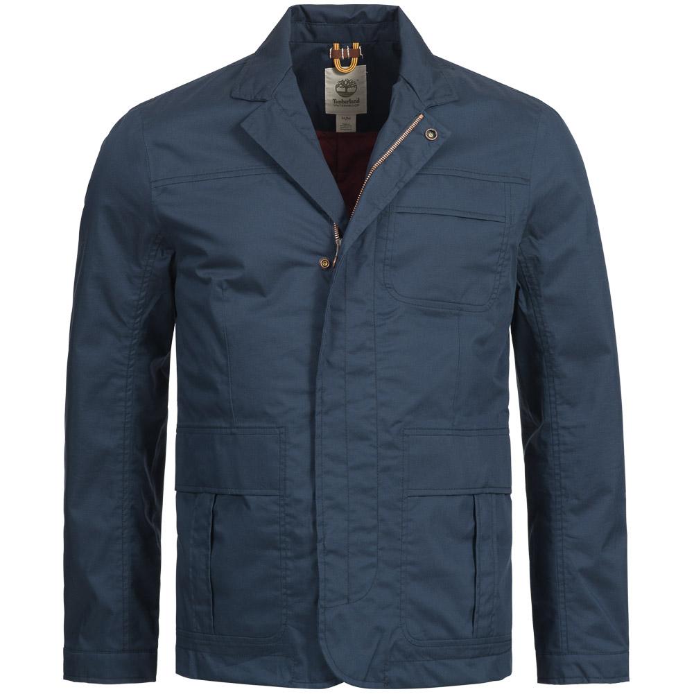 Timberland-Herren-Mount-Clay-Waterproof-Blazer-Jacke-6950J-wasserabweisend-Sakko