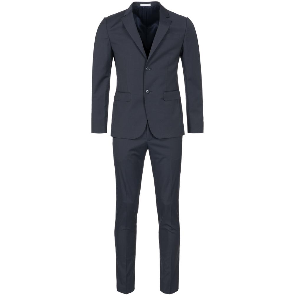 moschino herren luxus designer anzug business blazer hose. Black Bedroom Furniture Sets. Home Design Ideas