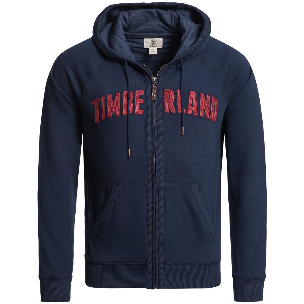 timberland herren hooded sweatshirt sweatjacke kapuzen. Black Bedroom Furniture Sets. Home Design Ideas