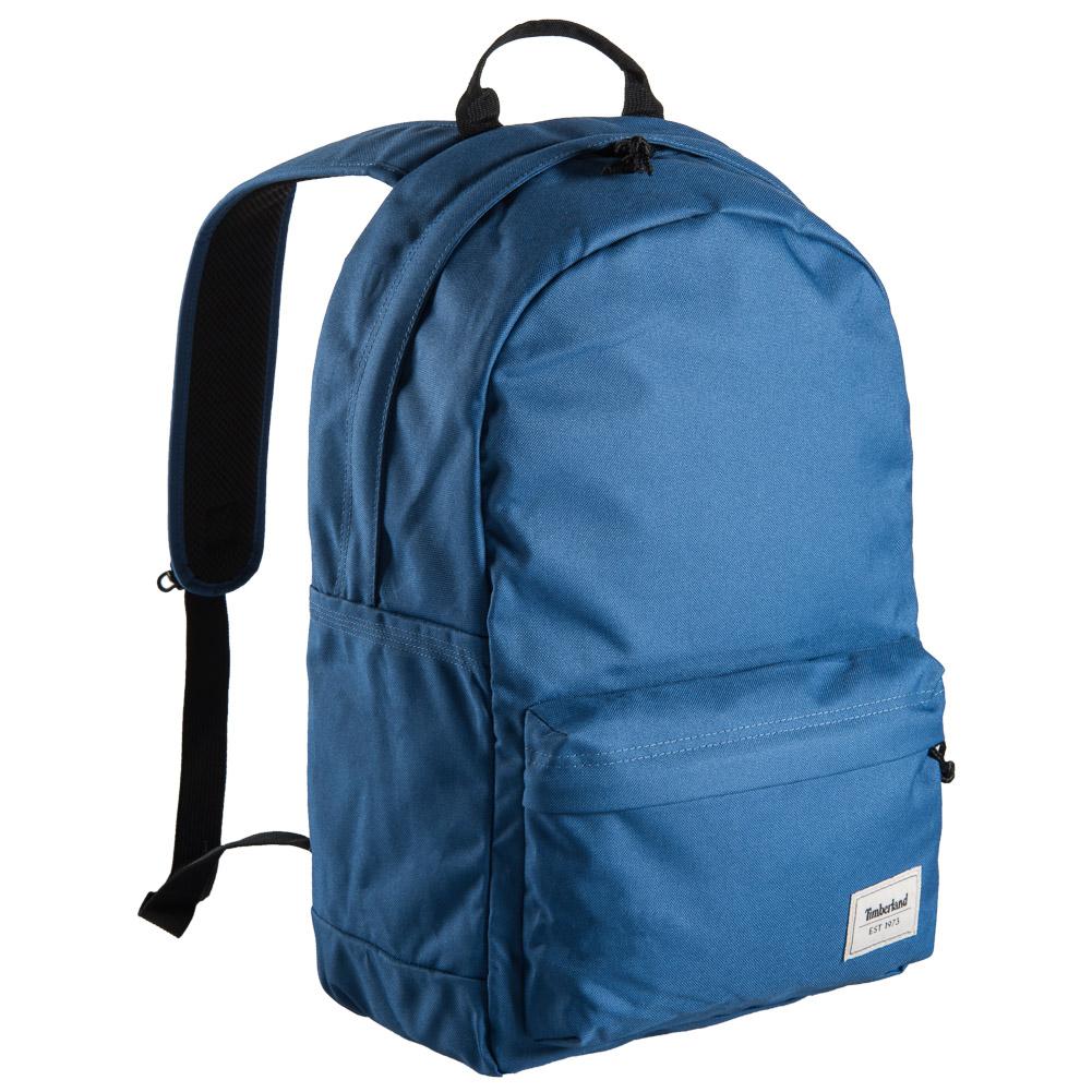 Timberland-Logo-Rucksack-22L-23L-Freizeit-Tasche-Backpack-Bag-schwarz-blau-rot