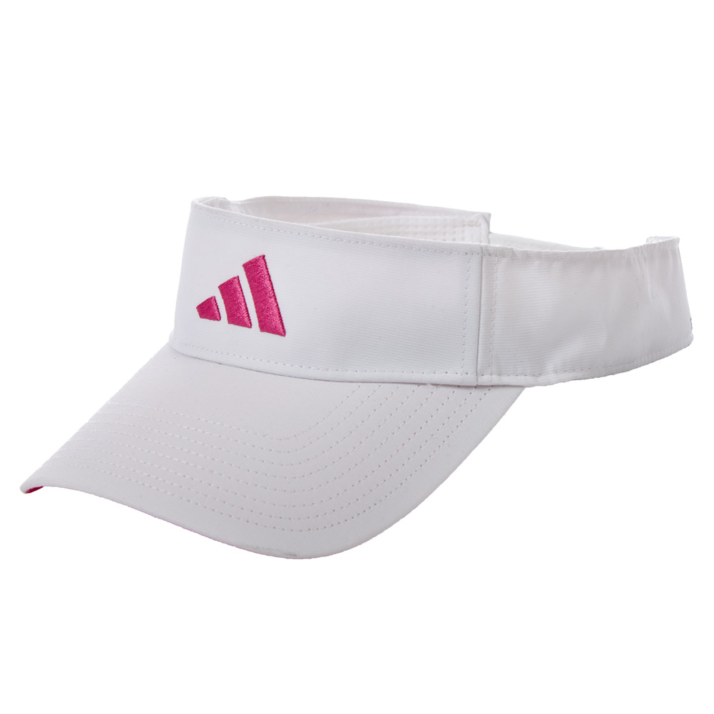 adidas tennis visor damen cap climalite kappe sonnenschild tenniscap sport neu ebay. Black Bedroom Furniture Sets. Home Design Ideas