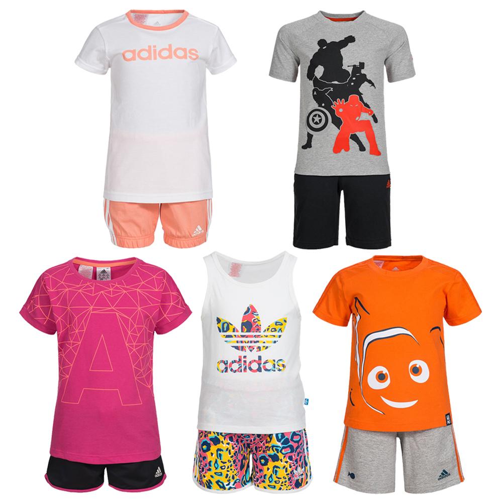 Adidas Sport Set Größe 68 Shirt mit Hose Neu ehemaliger UVP 34,90 Euro