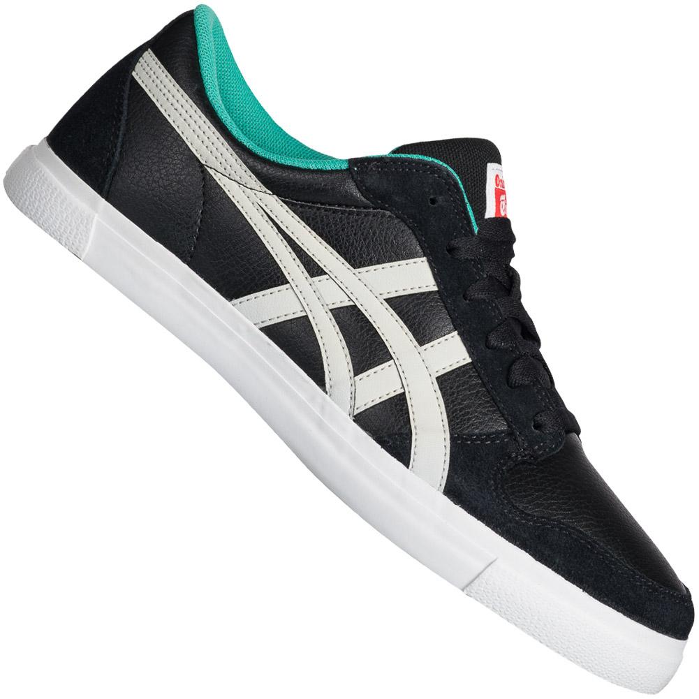 Asics-Onitsuka-Tiger-A-Sist-Schuhe-Low-Cut-Unisex-Sneaker-Freizeitschuhe-neu