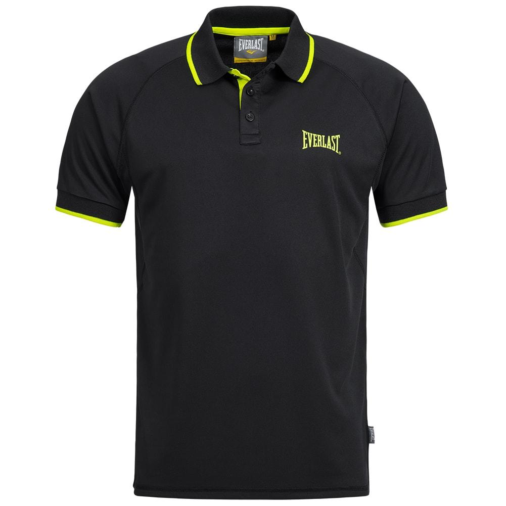 Everlast-Polo-Shirt-Freizeit-Logo-Shirt-Poloshirt-Polo-Hemd-S-M-L-XL-2XL-Fitness