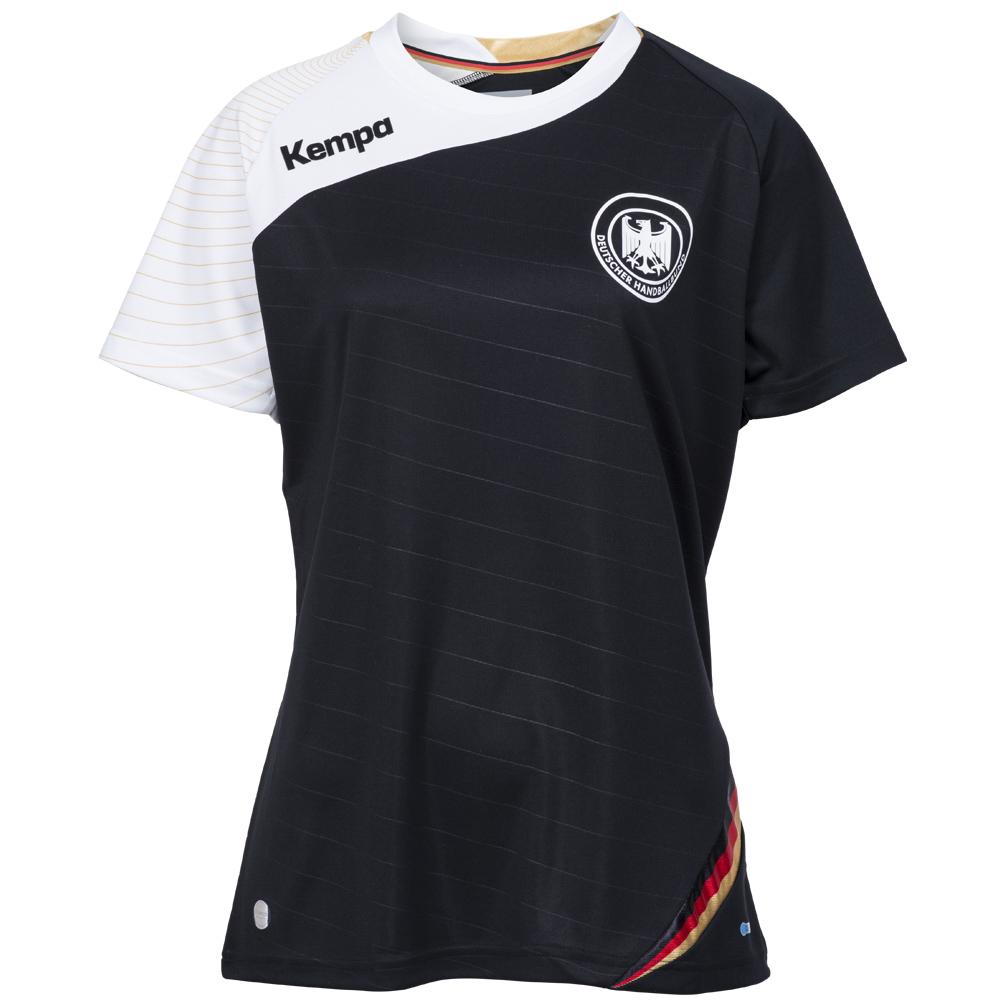 dhb deutschland kempa handball damen ausw rts trikot. Black Bedroom Furniture Sets. Home Design Ideas