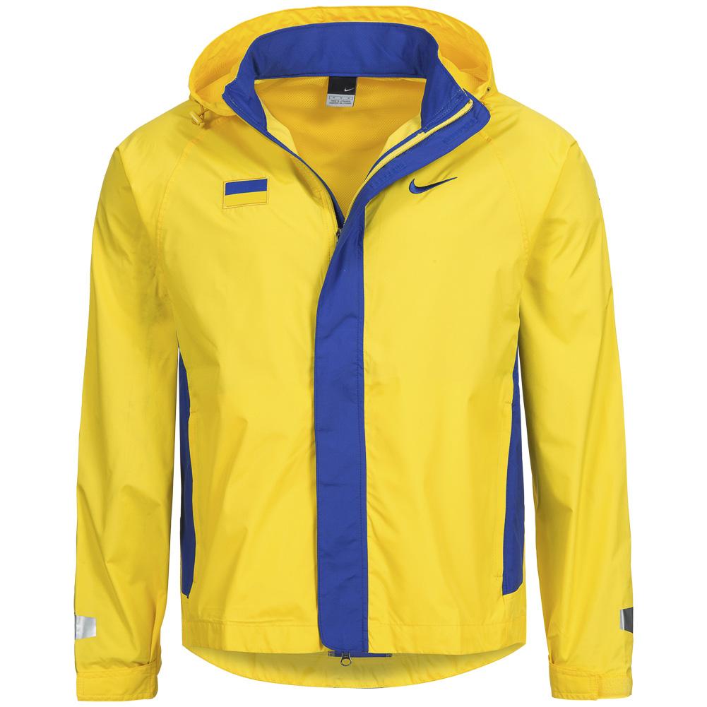 ukraine nike herren jacke jacket sport wasserabweisend 203634 710 s 3xl neu. Black Bedroom Furniture Sets. Home Design Ideas