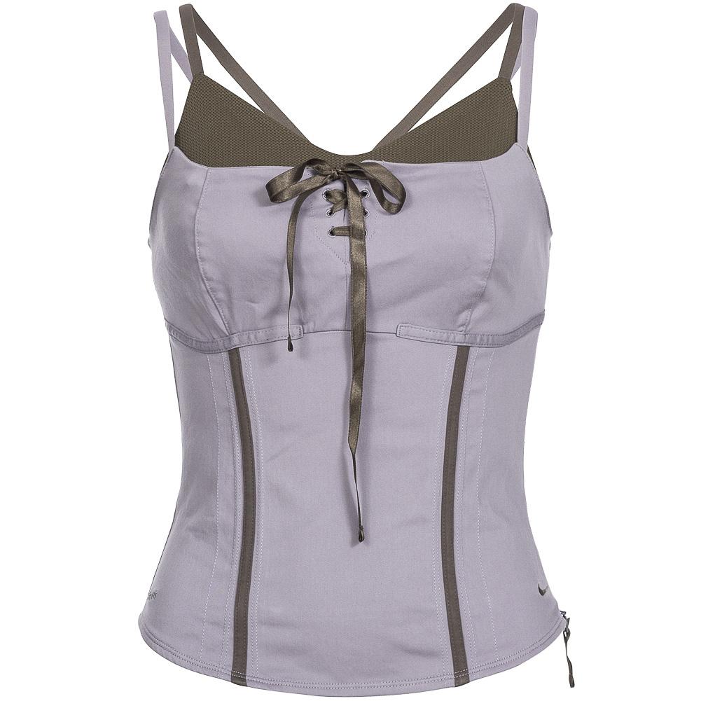 nike fit dance corset tank top fitness oberteil damen. Black Bedroom Furniture Sets. Home Design Ideas