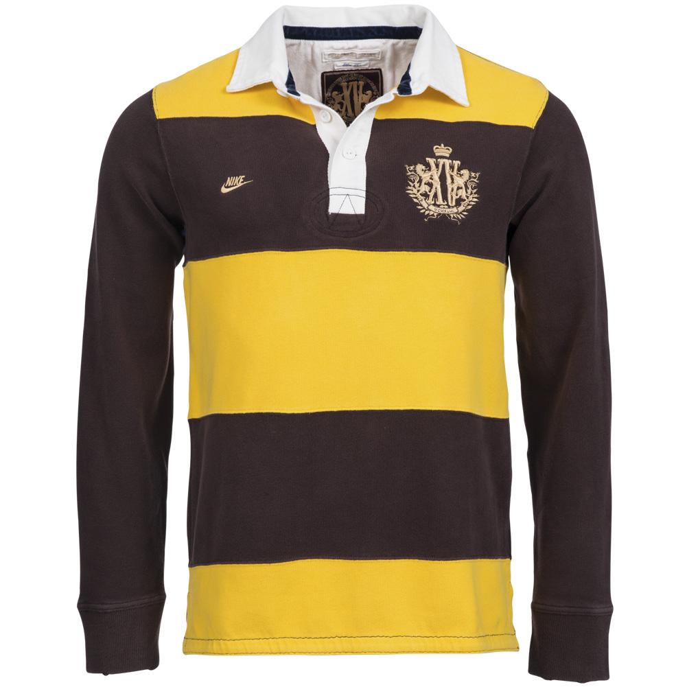 nike herren leisure sweatshirt rugby style freizeit pullover s m l xl 2xl neu ebay. Black Bedroom Furniture Sets. Home Design Ideas