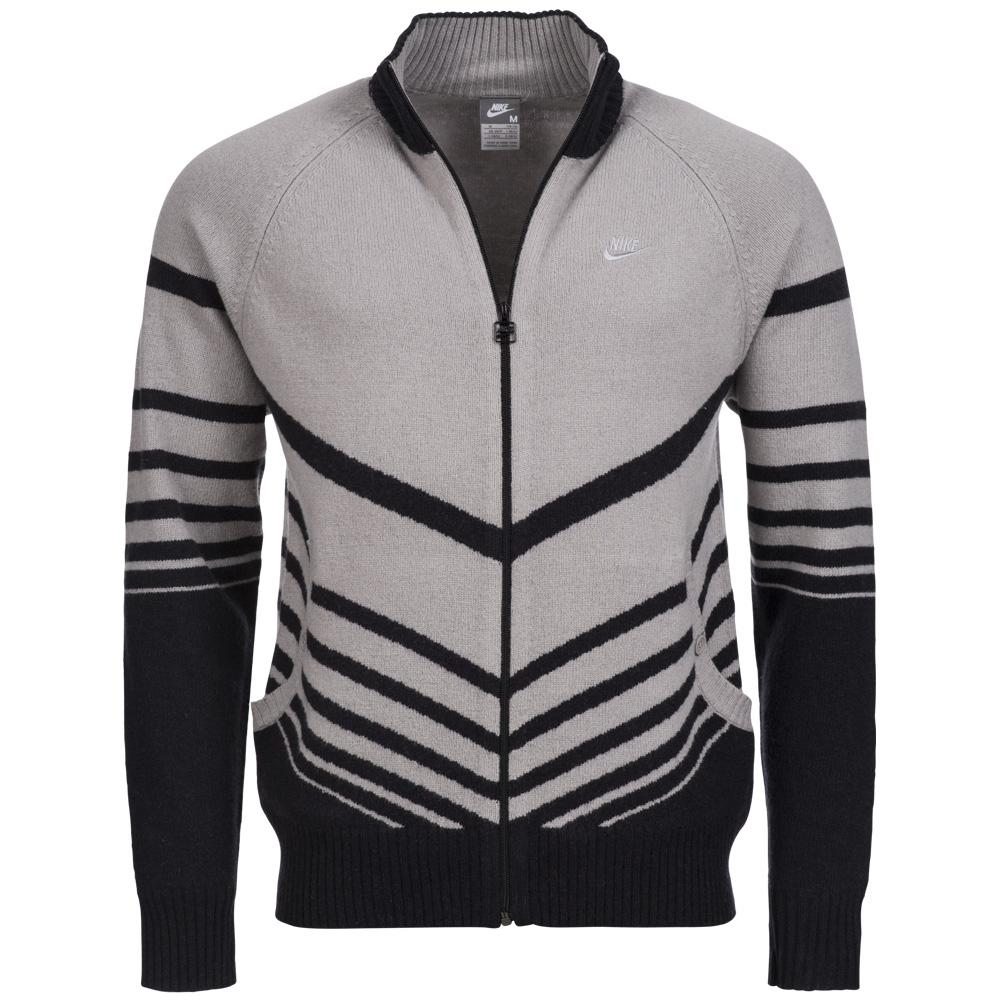 nike fusion wool knit top herren sweatjacke sweatshirt. Black Bedroom Furniture Sets. Home Design Ideas