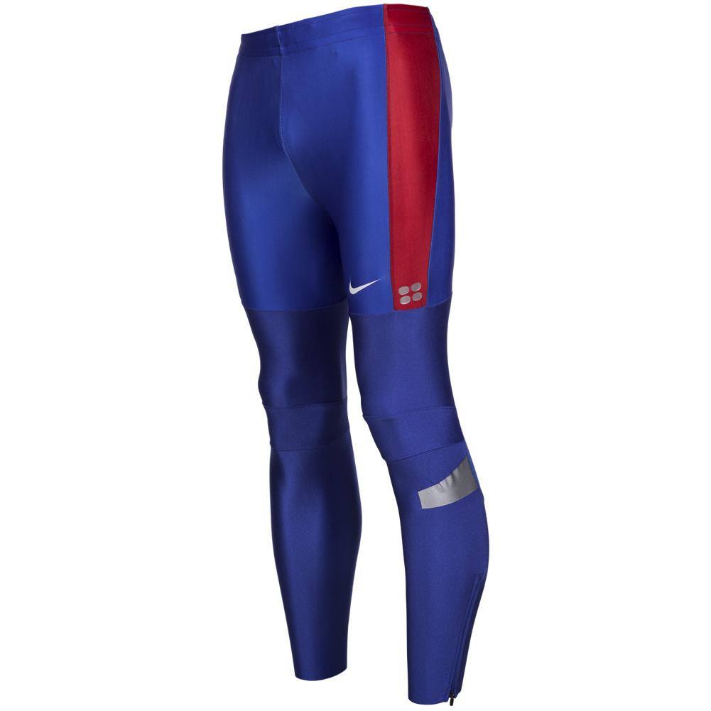 Nike Swift Tights Men's Running Pant DriFit 713588-460 M L ...