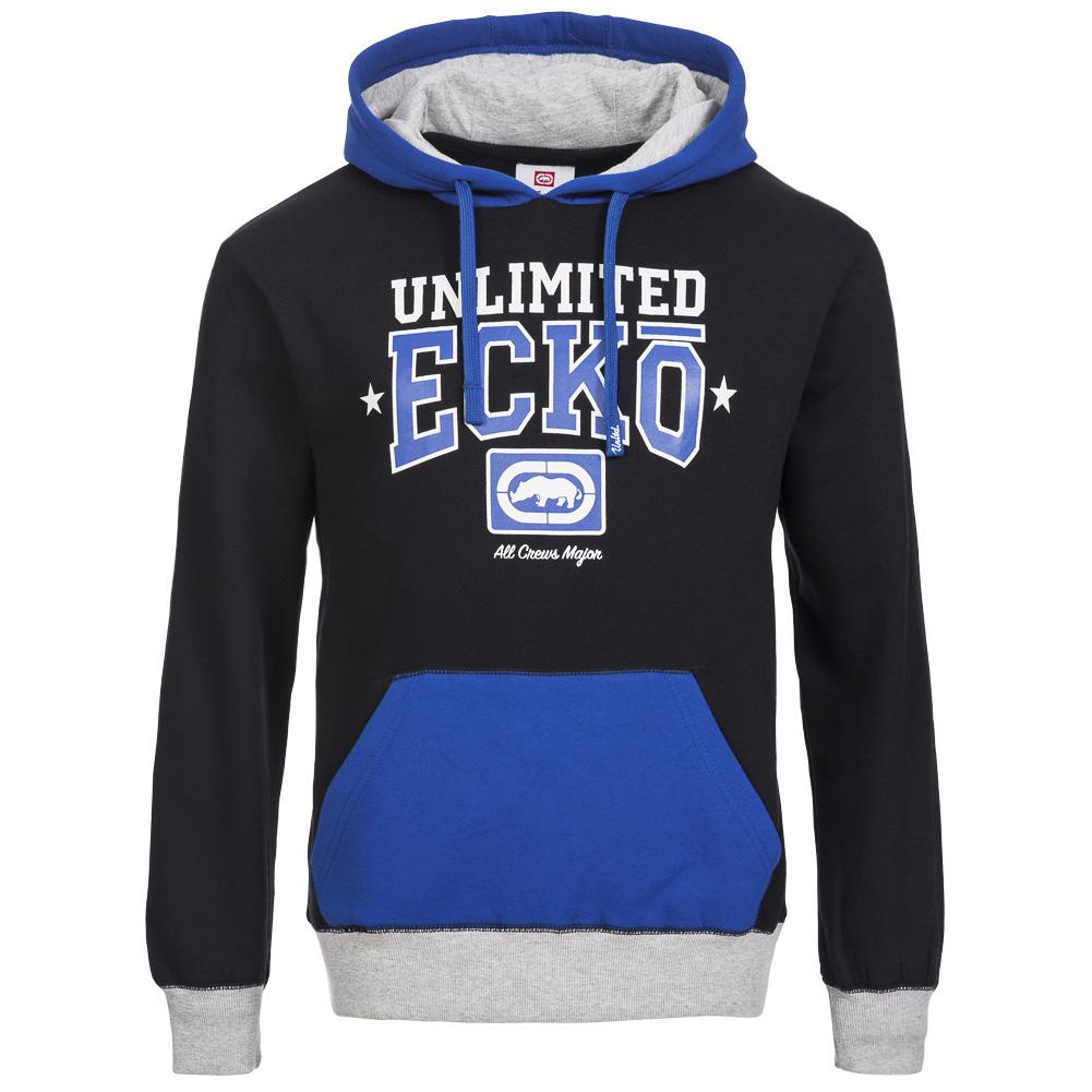 ecko unltd cargo crew relay hood mix herren sweatshirt. Black Bedroom Furniture Sets. Home Design Ideas