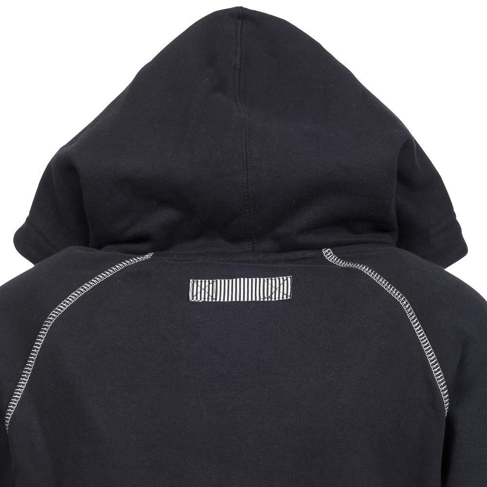 adidas originals super fleece logo zip hoodie damen sweatjacke m69925. Black Bedroom Furniture Sets. Home Design Ideas