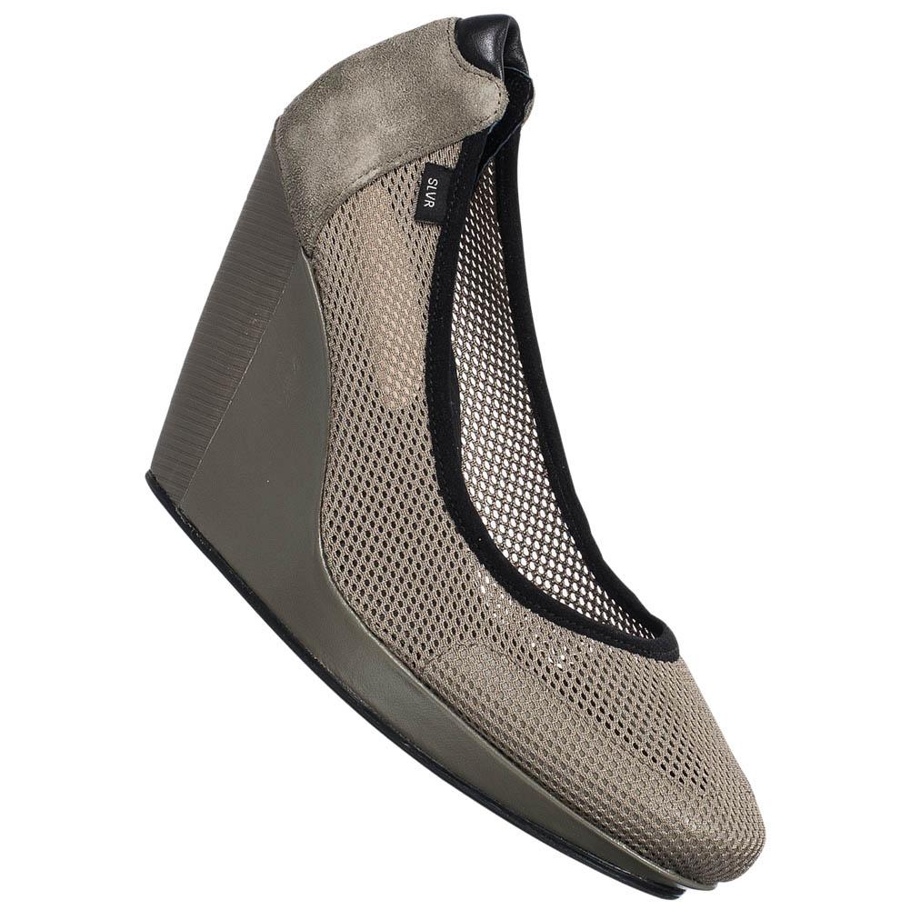 adidas slvr wedge damen schuhe leder sneaker 36 37 38 39. Black Bedroom Furniture Sets. Home Design Ideas