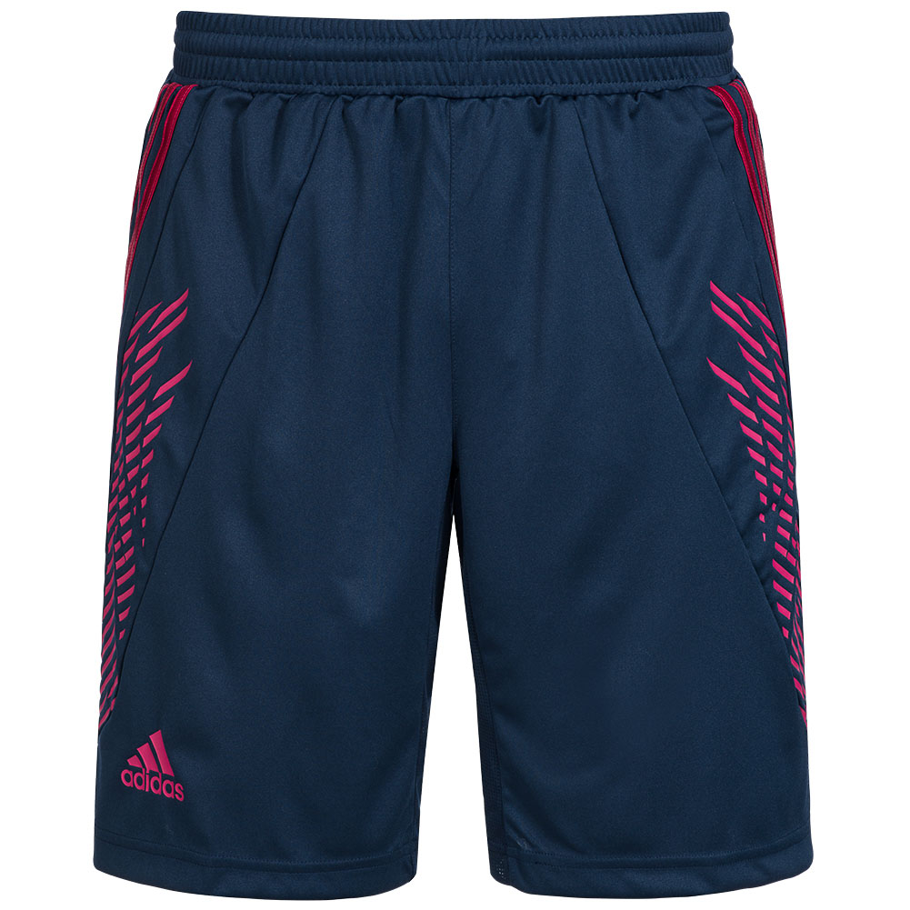 adidas herren handball shorts kurze hose short sport xs s m l xl xxl neu ebay. Black Bedroom Furniture Sets. Home Design Ideas