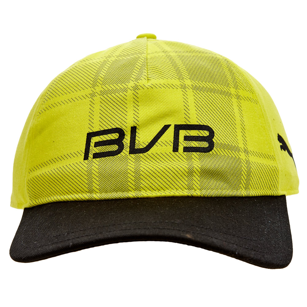 bvb 09 borussia dortmund kappe kloppo trucker cap puma baseballcap klopp neu ebay. Black Bedroom Furniture Sets. Home Design Ideas