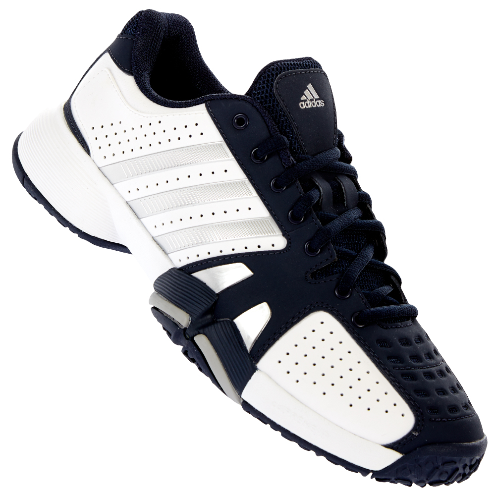 Adidas-Barricade-Team-2-OC-Mens-Tennis-Shoes-V23182-Tennis-Shoes-US-6-12-5-New