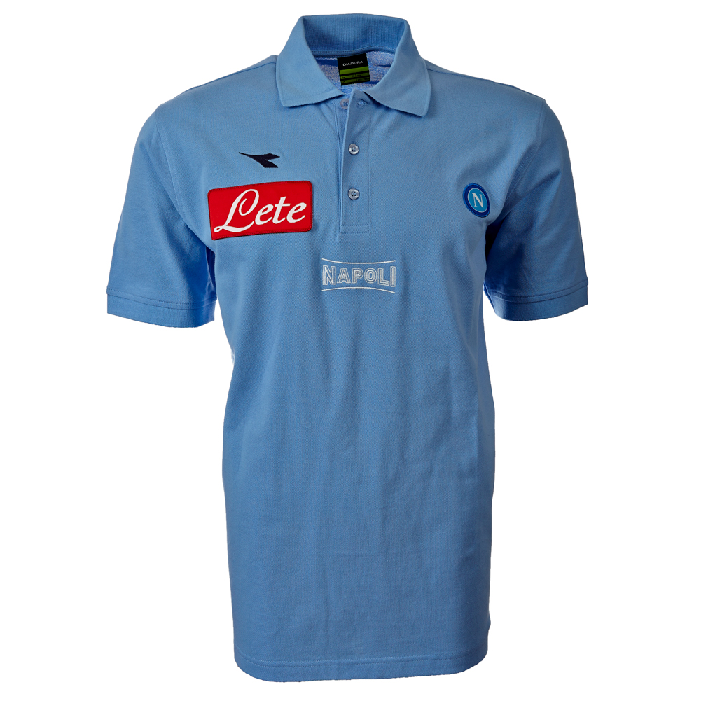 ssc neapel diadora polo shirt l xl xxl xxxl poloshirt napoli serie a italien neu ebay. Black Bedroom Furniture Sets. Home Design Ideas