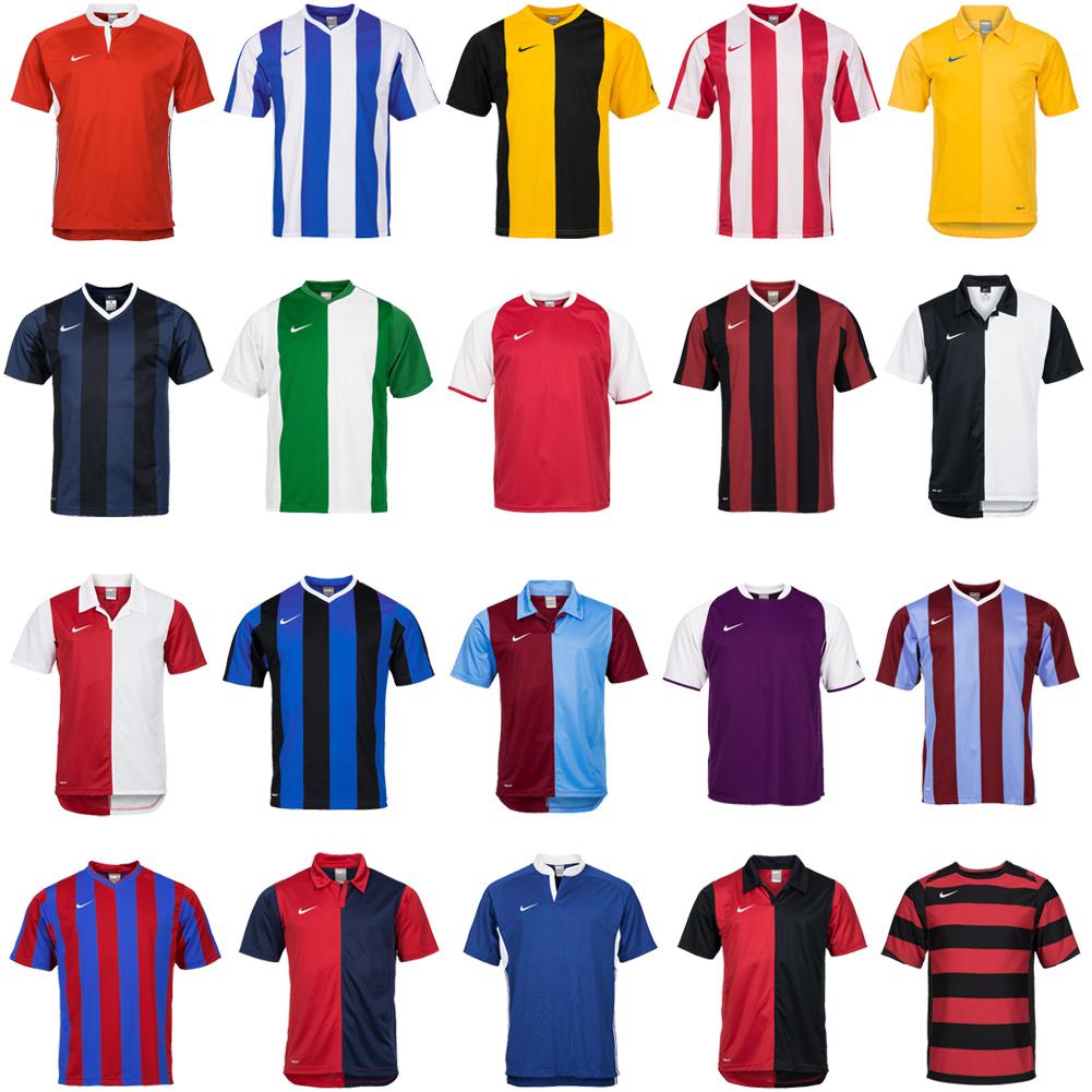Nike Herren Kurzarm Sport Trikot Fußball Shirt Jersey ...