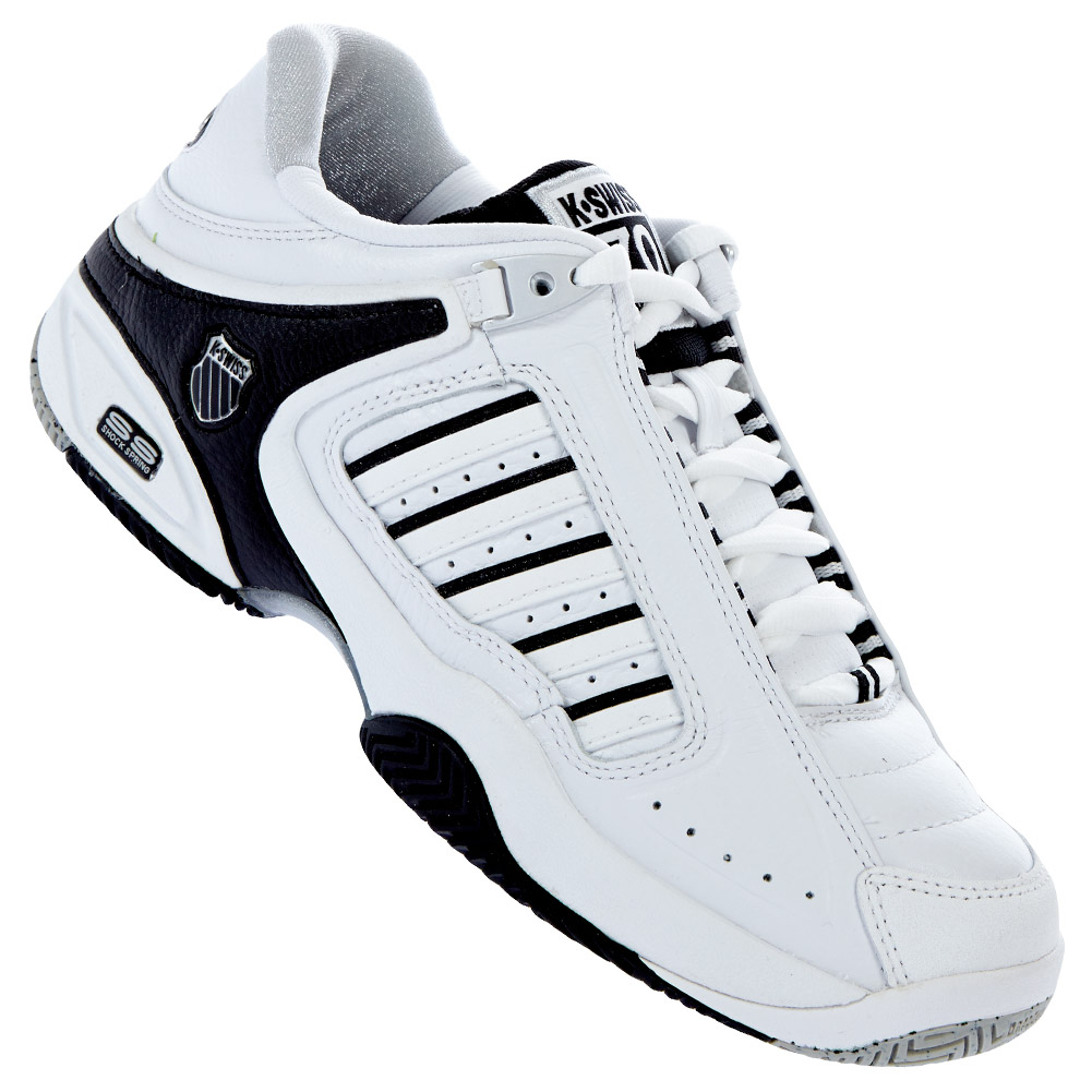 k swiss defier rs mens tennis shoes 01033 152 tennis shoes. Black Bedroom Furniture Sets. Home Design Ideas