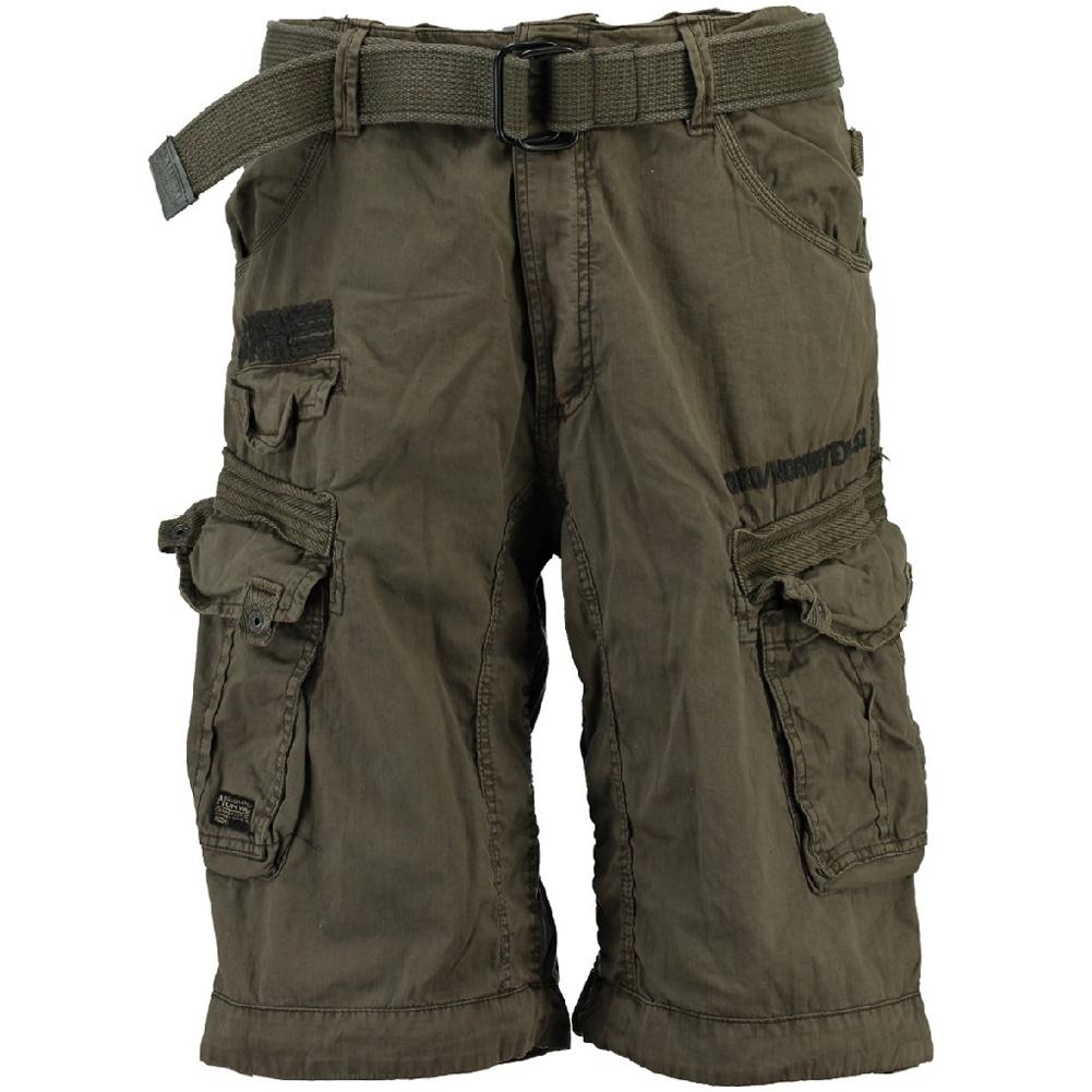 geographical norway herren bermuda short parasol shorts kurze hose sommer cargo ebay. Black Bedroom Furniture Sets. Home Design Ideas