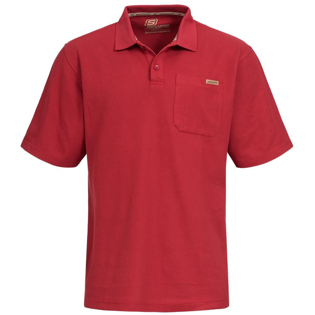 skechers herren polo shirt foreman polohemd sw14510 shirt. Black Bedroom Furniture Sets. Home Design Ideas