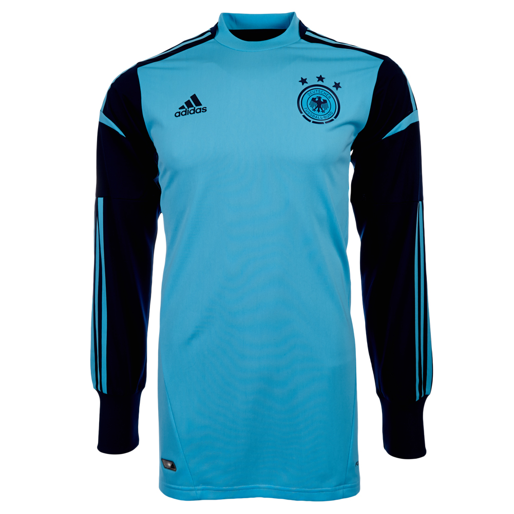 DFB Germany Adidas Mens Goalie Jersey Player Issue X21298 ...
