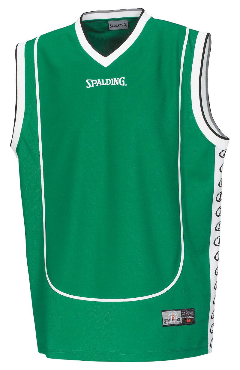 spalding basketball trikot play off tank top damen jersey. Black Bedroom Furniture Sets. Home Design Ideas