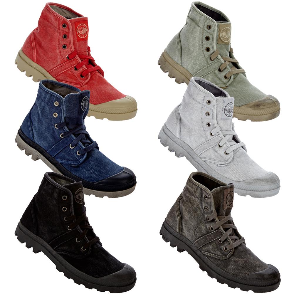 Palladium Zapatos