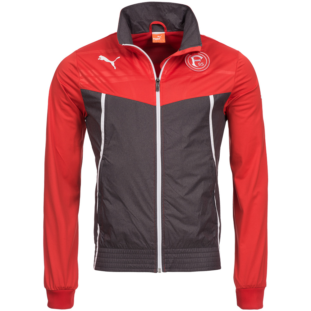 fortuna d sseldorf puma jacke herren freizeit. Black Bedroom Furniture Sets. Home Design Ideas