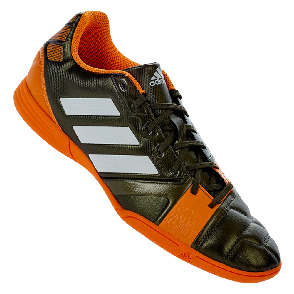 adidas performance indoor hallenschuhe herren fussball schuhe gr 39 47 neu. Black Bedroom Furniture Sets. Home Design Ideas