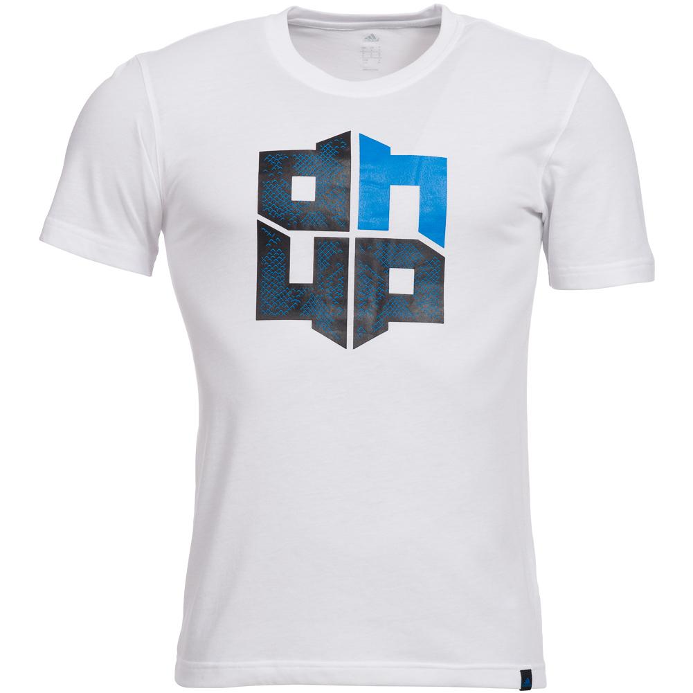 Dwight Howard Adidas Basketball T Shirt Z10712 Nba Herren