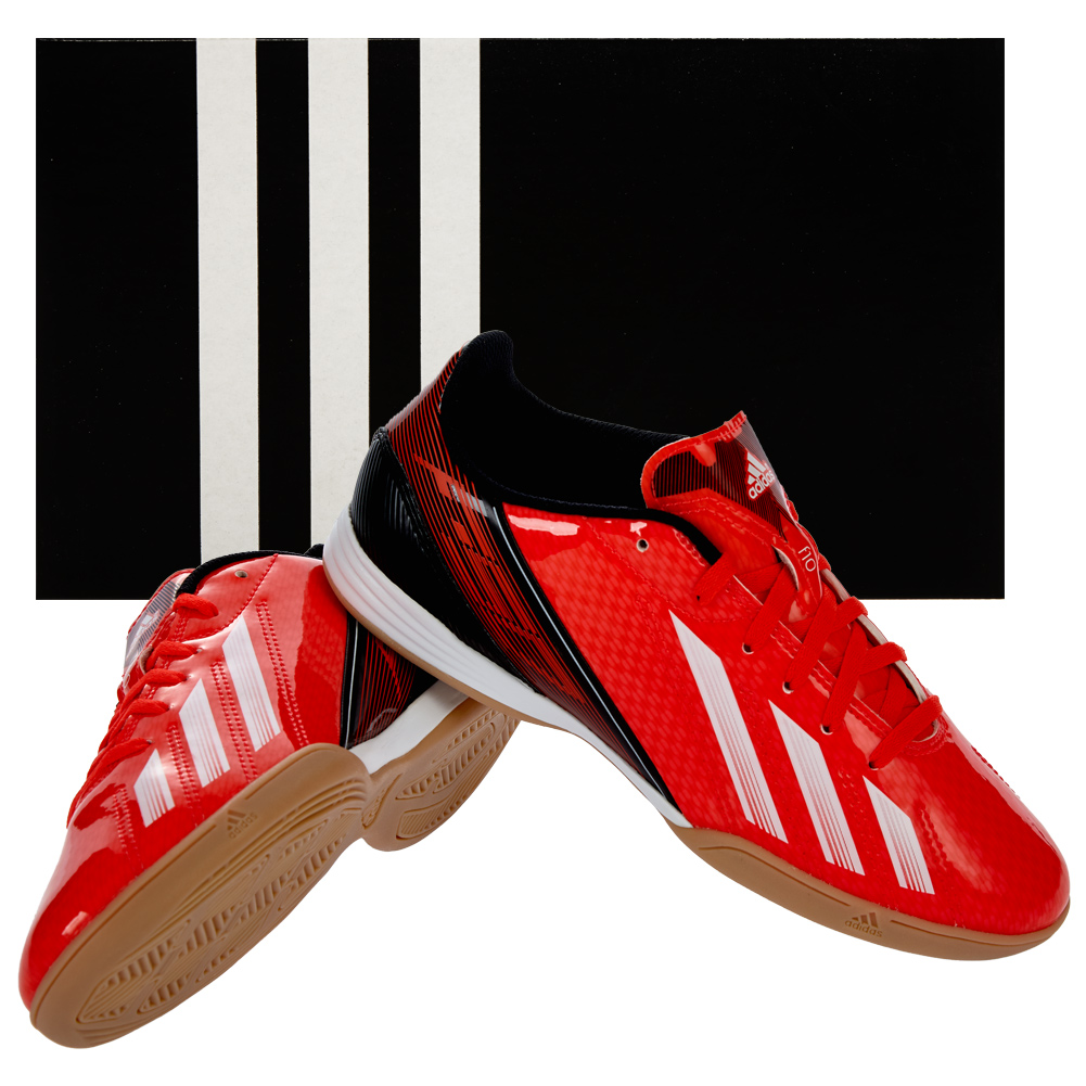 adidas f10 kinder indoor fussball schuhe q33860. Black Bedroom Furniture Sets. Home Design Ideas