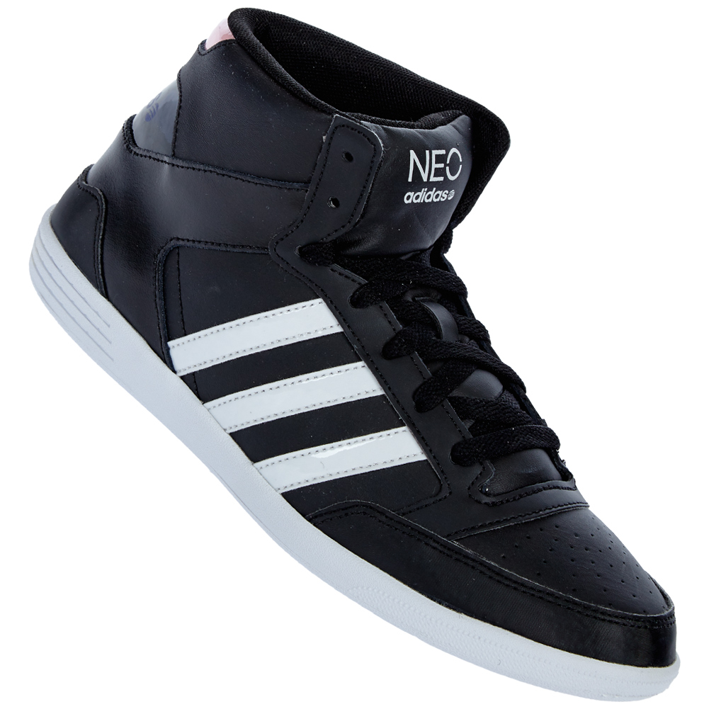 details about adidas vl neo hoops mid w damen sneaker schuhe 36 37 38. Black Bedroom Furniture Sets. Home Design Ideas