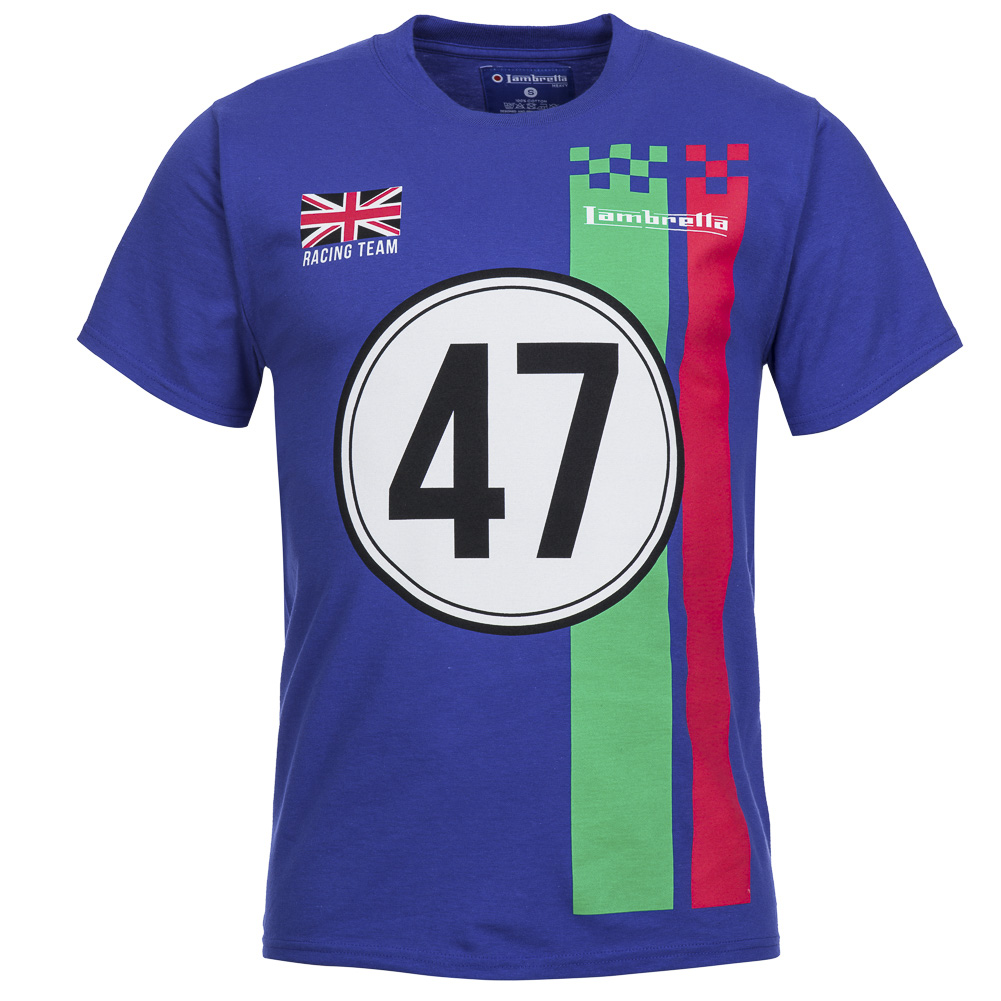 Lambretta mens t shirt casual shirt tee s m l xl 2xl 3xl for Mens t shirts 4xl