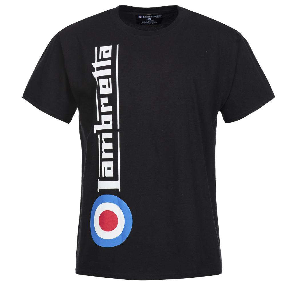 Lambretta men 39 s t shirt leisure shirt tee s m l xl 2xl 3xl for Mens t shirts 4xl