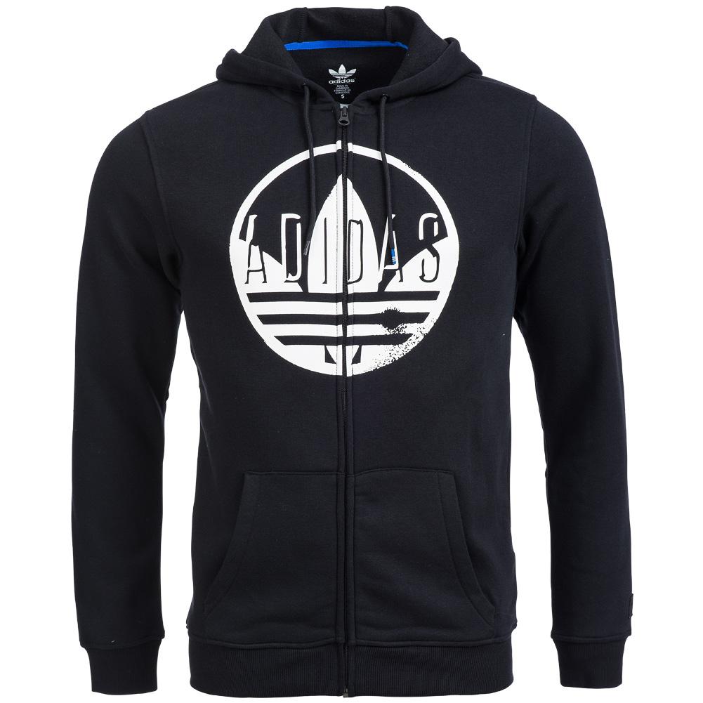 Adidas Originals Hoodie Hoody Sweat Jacket Mens XS S M L XL 2xl NEW ... eb1b56a387