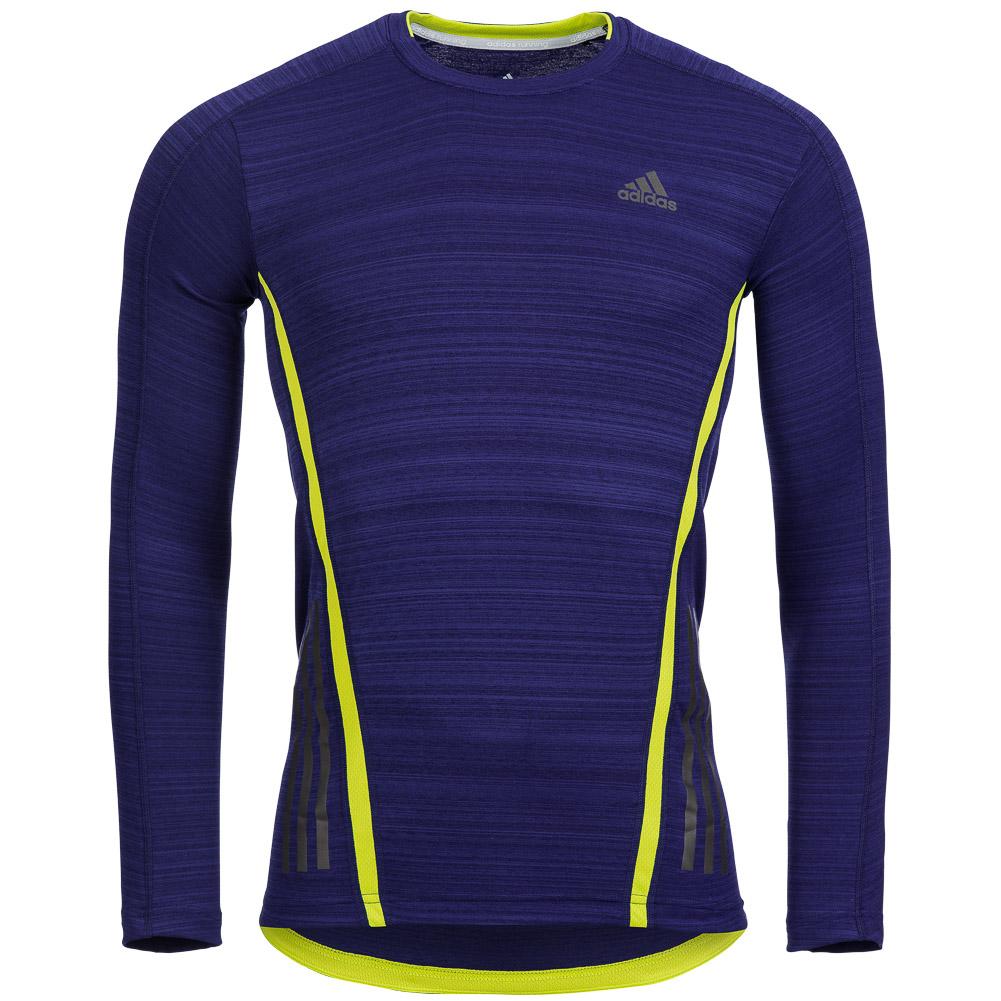 adidas supernova running shirt herren fitness langarm kurzarm shirt s m l xl neu ebay. Black Bedroom Furniture Sets. Home Design Ideas