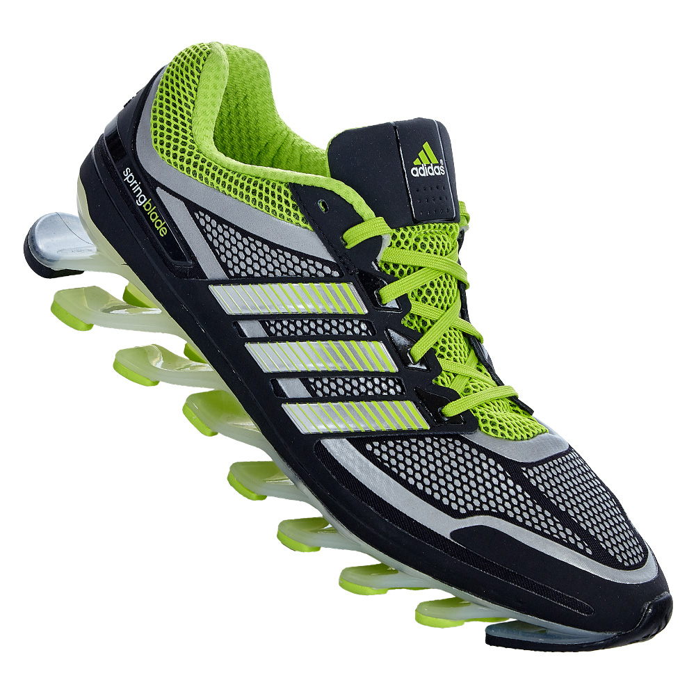 adidas performance springblade m laufschuhe g98612 herren running schuhe neu ebay. Black Bedroom Furniture Sets. Home Design Ideas