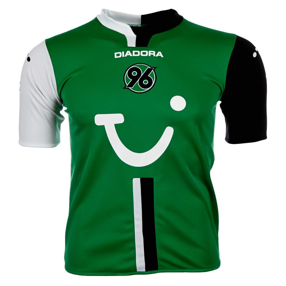 Hannover 96 Diadora Trikot Fussball Jersey Kinder Herren ...