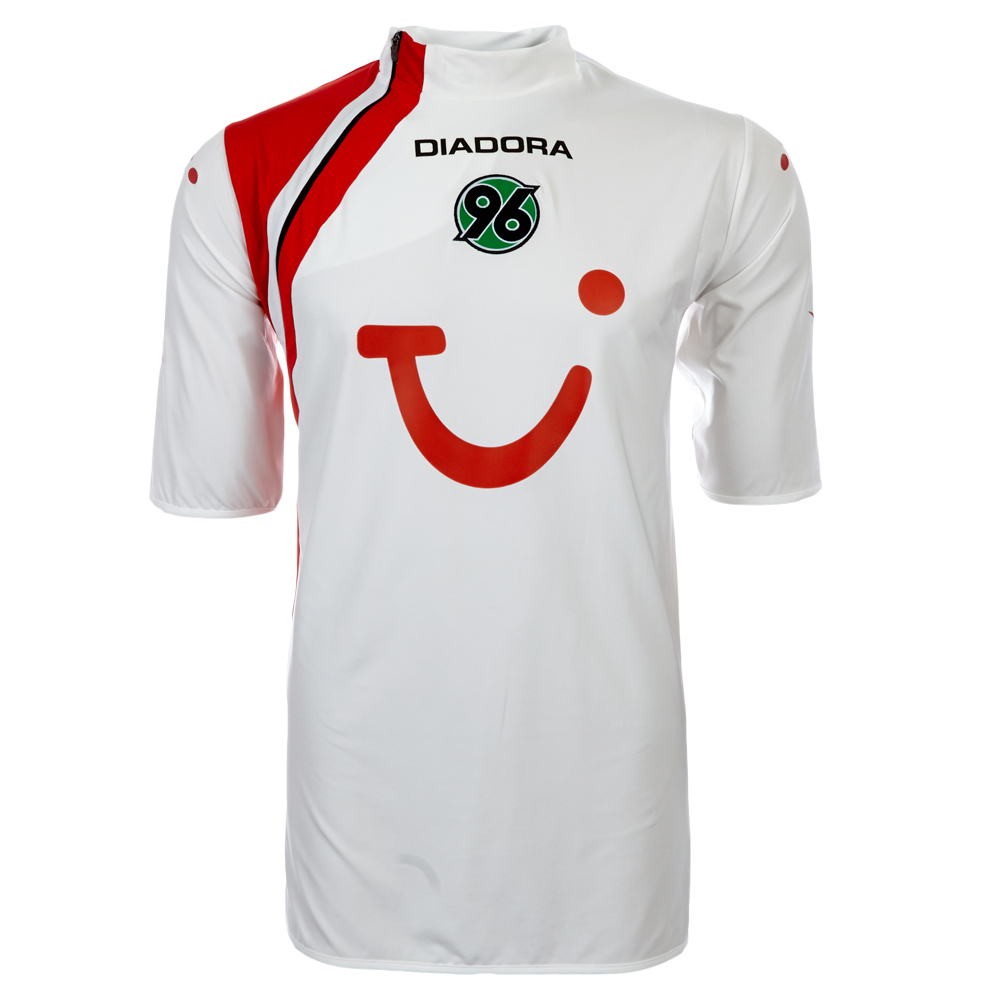 hannover 96 diadora trikot fussball jersey kinder herren. Black Bedroom Furniture Sets. Home Design Ideas
