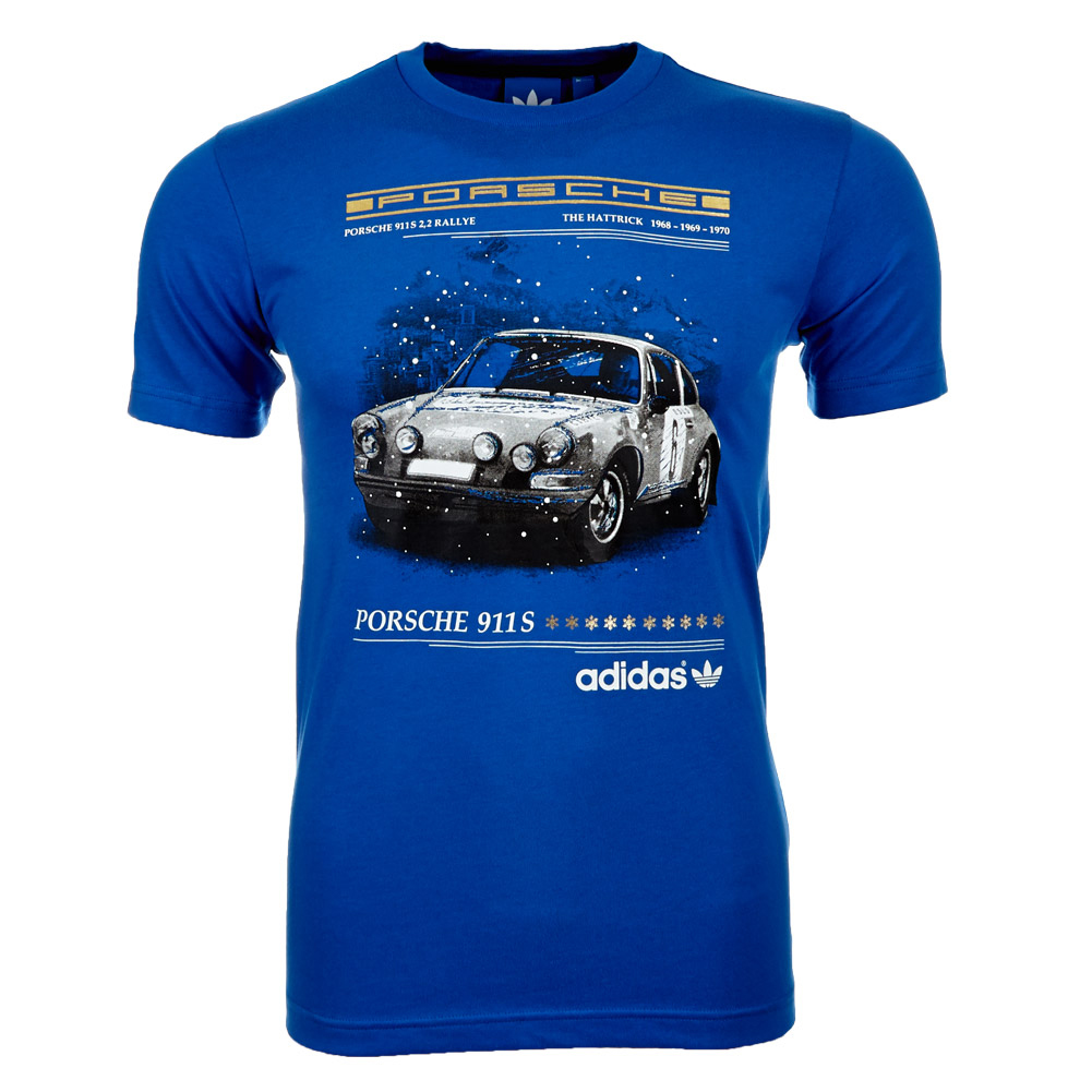 adidas originals herren t shirt xs s m l xl 2xl sneaker porsche tee shirt neu ebay. Black Bedroom Furniture Sets. Home Design Ideas